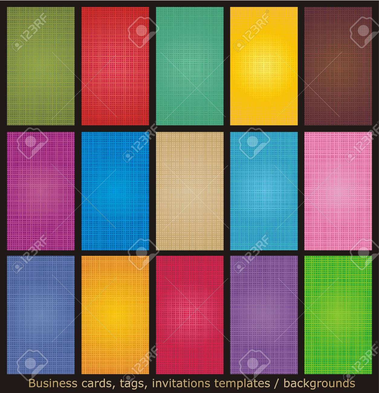 Les Cartes De Visite Tiquettes Invitations Etc Milieux Avec Texture Tissu Visible