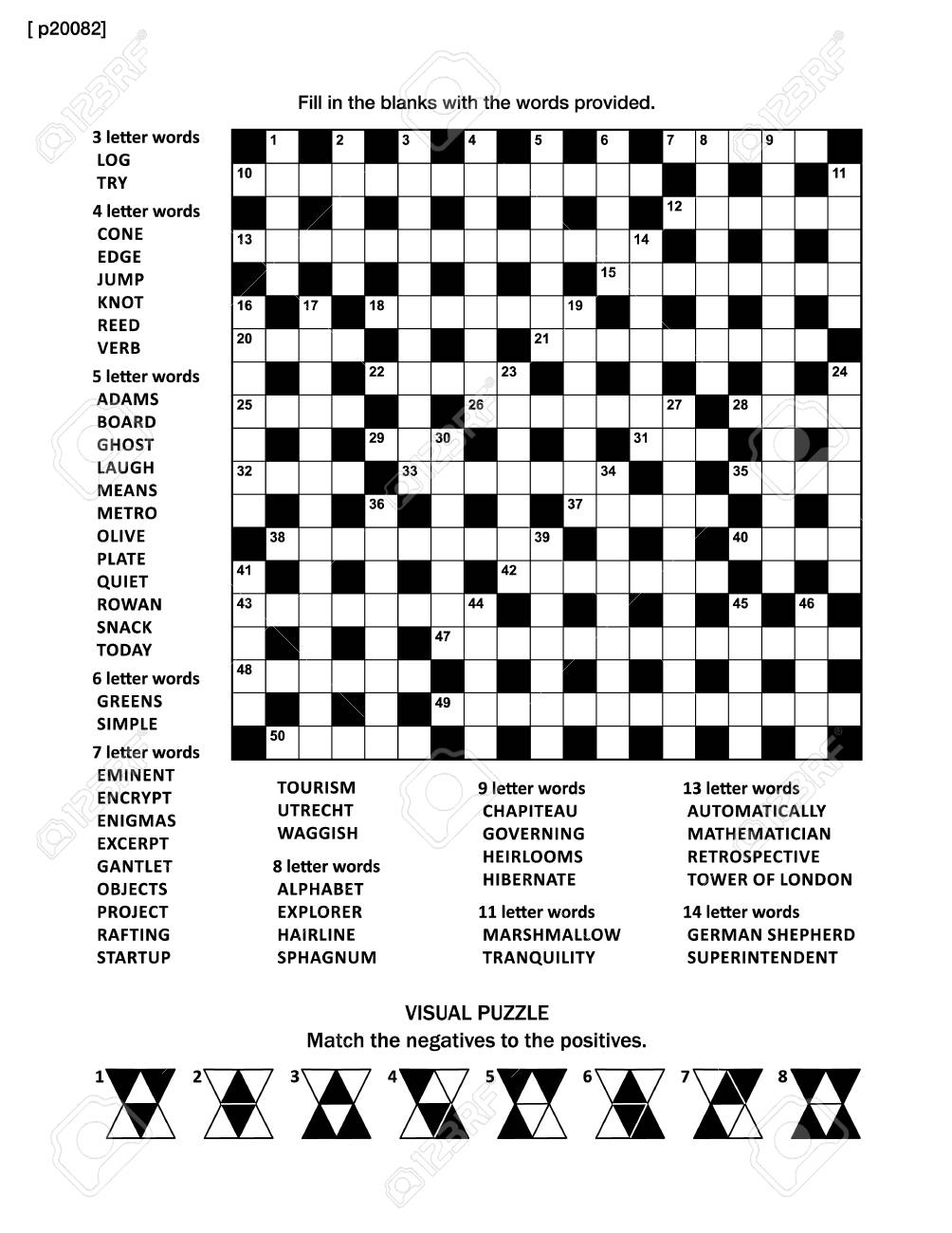 graphic regarding Printable Word Fill Ins Puzzles named Puzzle web site with 2 puzzles: 19x19 criss-cross (kriss-kross,..