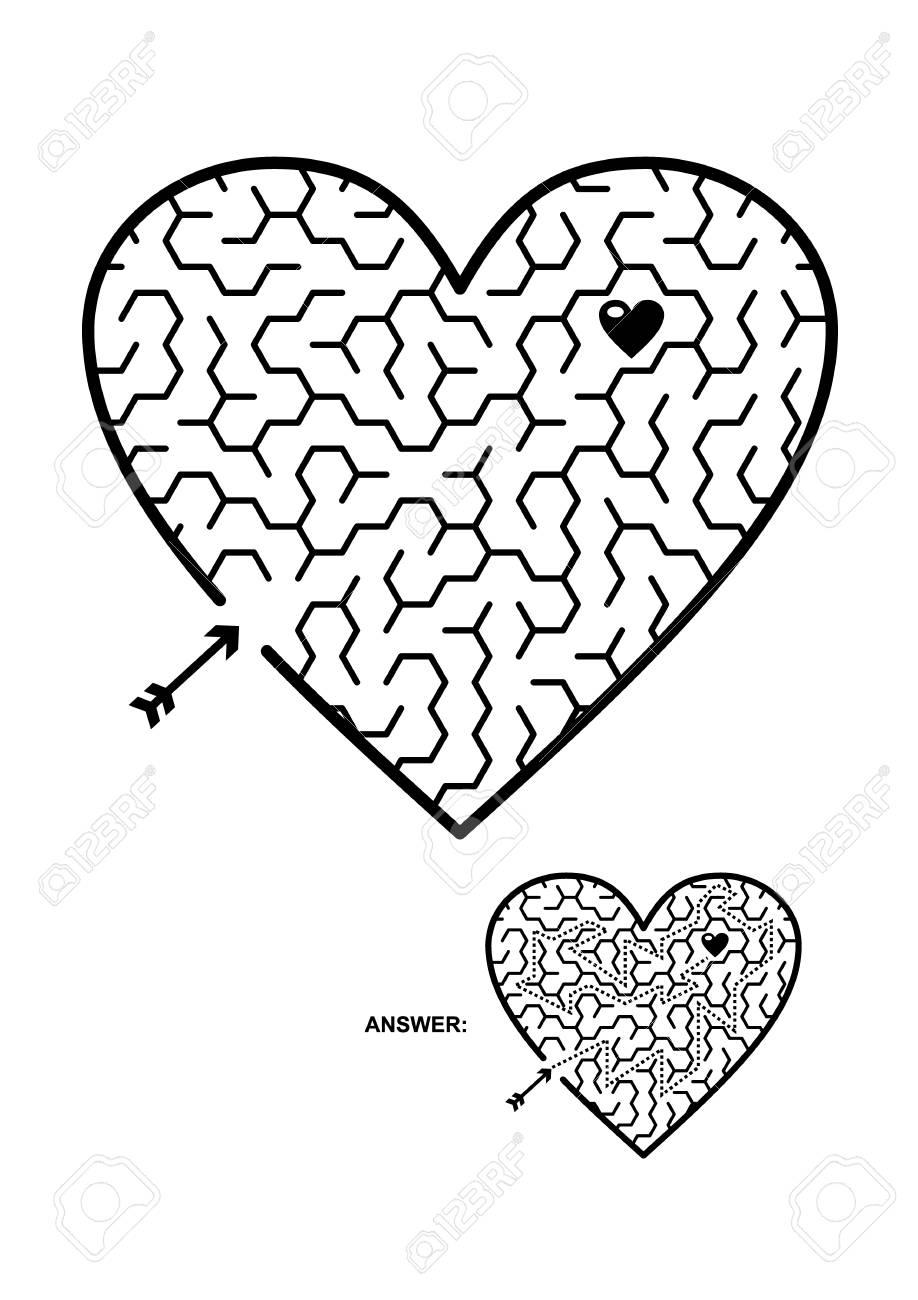 Valentine\'s Day, Wedding, Romantic, Etc., Themed Heart Shaped ...