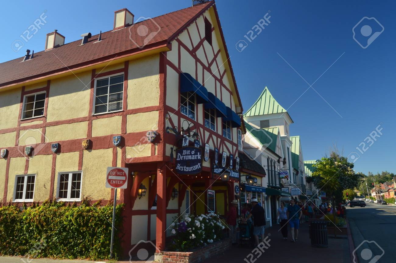 Restaurants Of Solvang A Picturesque Village Founded By Danes