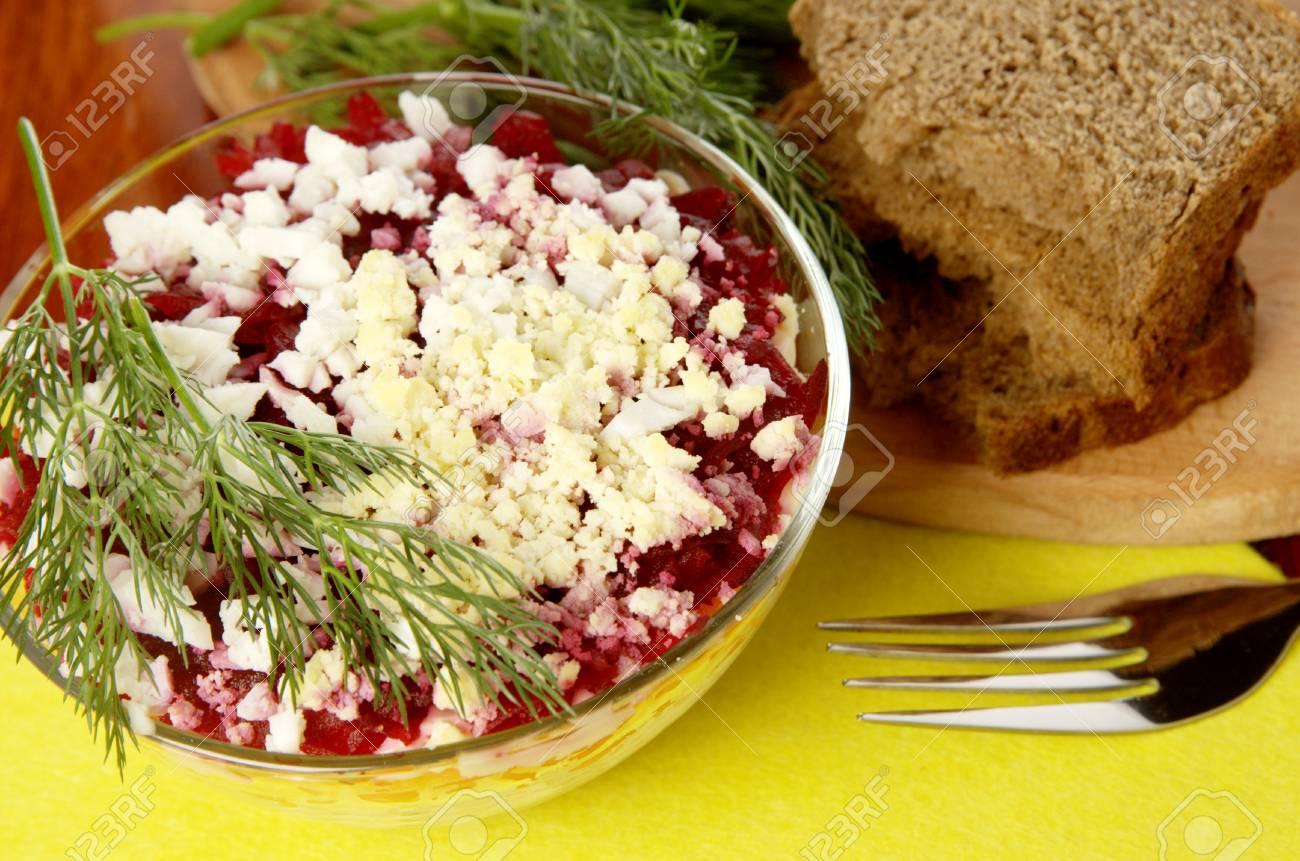 The original recipe for herring salad under a fur coat 21
