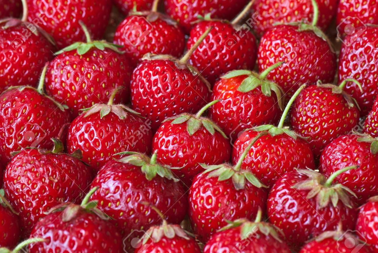 fresh strawberry on the clean isolated background Stock Photo - 12587842