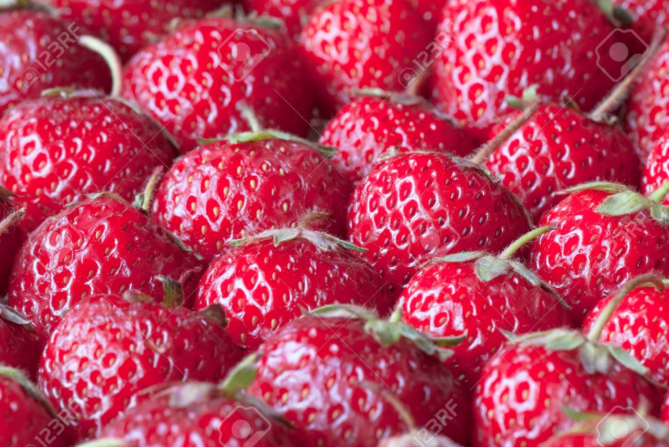 fresh strawberry on the clean isolated background Stock Photo - 12587545