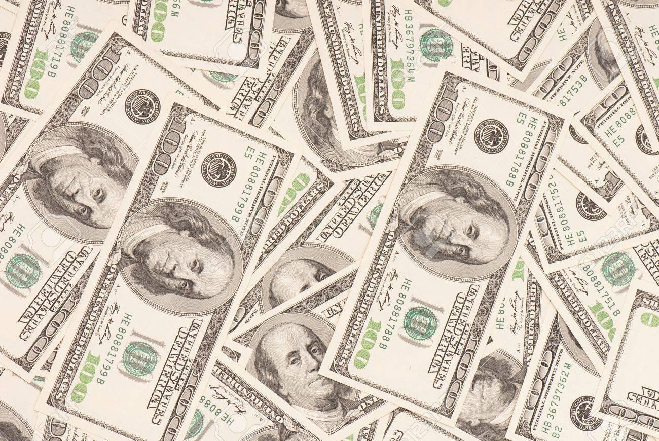 background of American money. High resolution. Concept. Studio. Stock Photo - 12588128