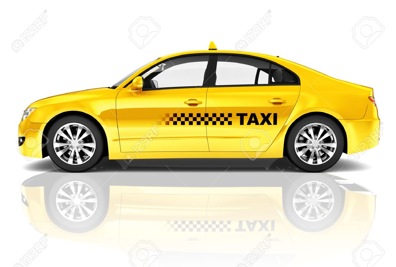 Yellow Taxi Stock Photos Pictures Royalty Free Yellow Taxi