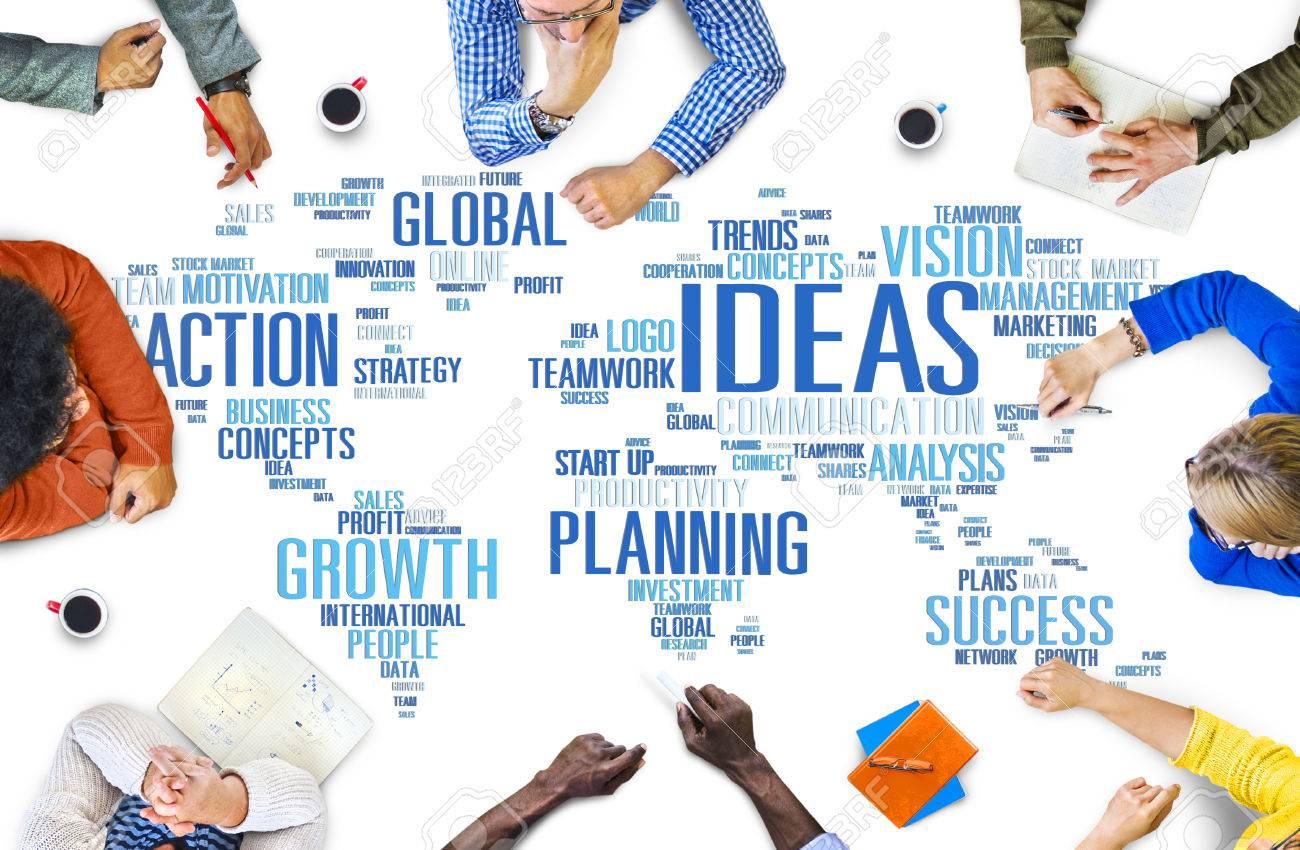 Ideas Meeting Coaster | Modern Toss