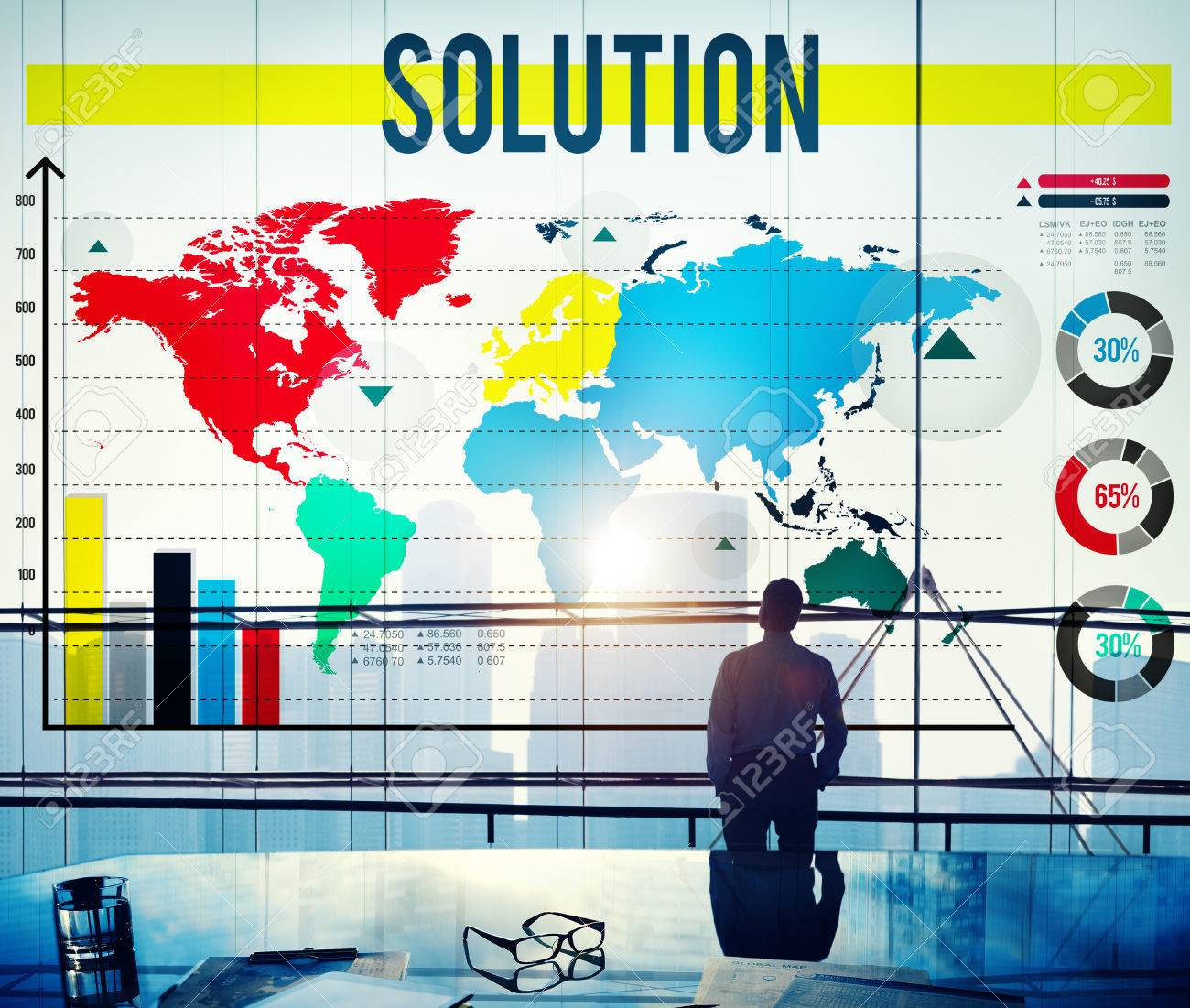 solution problem solving decision answers concept stock photo solution problem solving decision answers concept stock photo 42751951