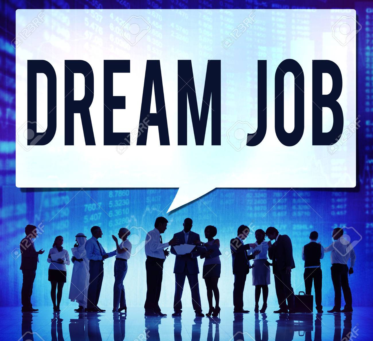 dream job occupation career aspiration concept stock photo dream job occupation career aspiration concept stock photo 44684571