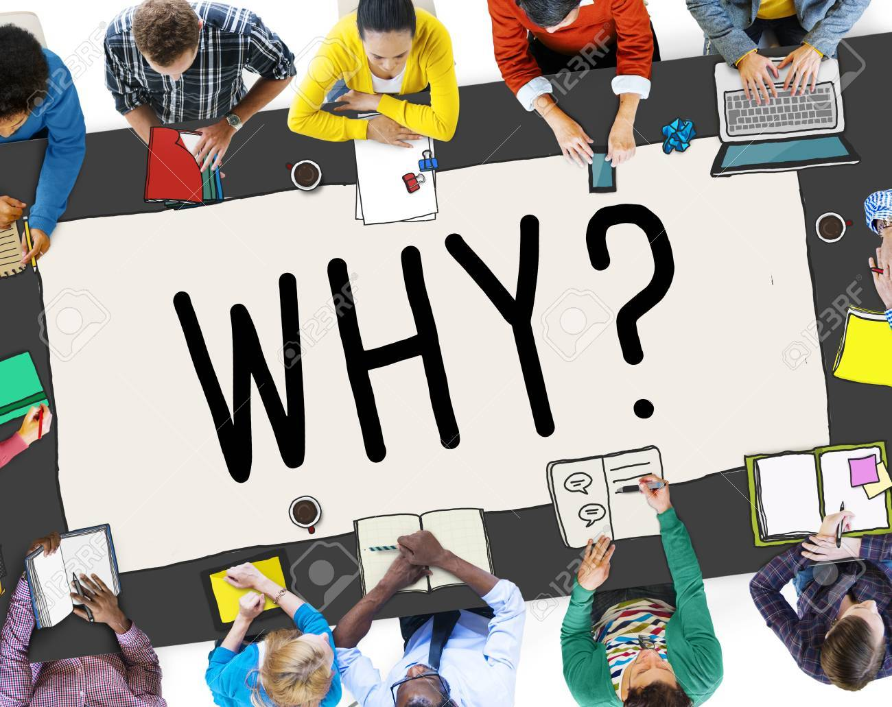 Why Question Reason Curious Confuse Concept - 46312230