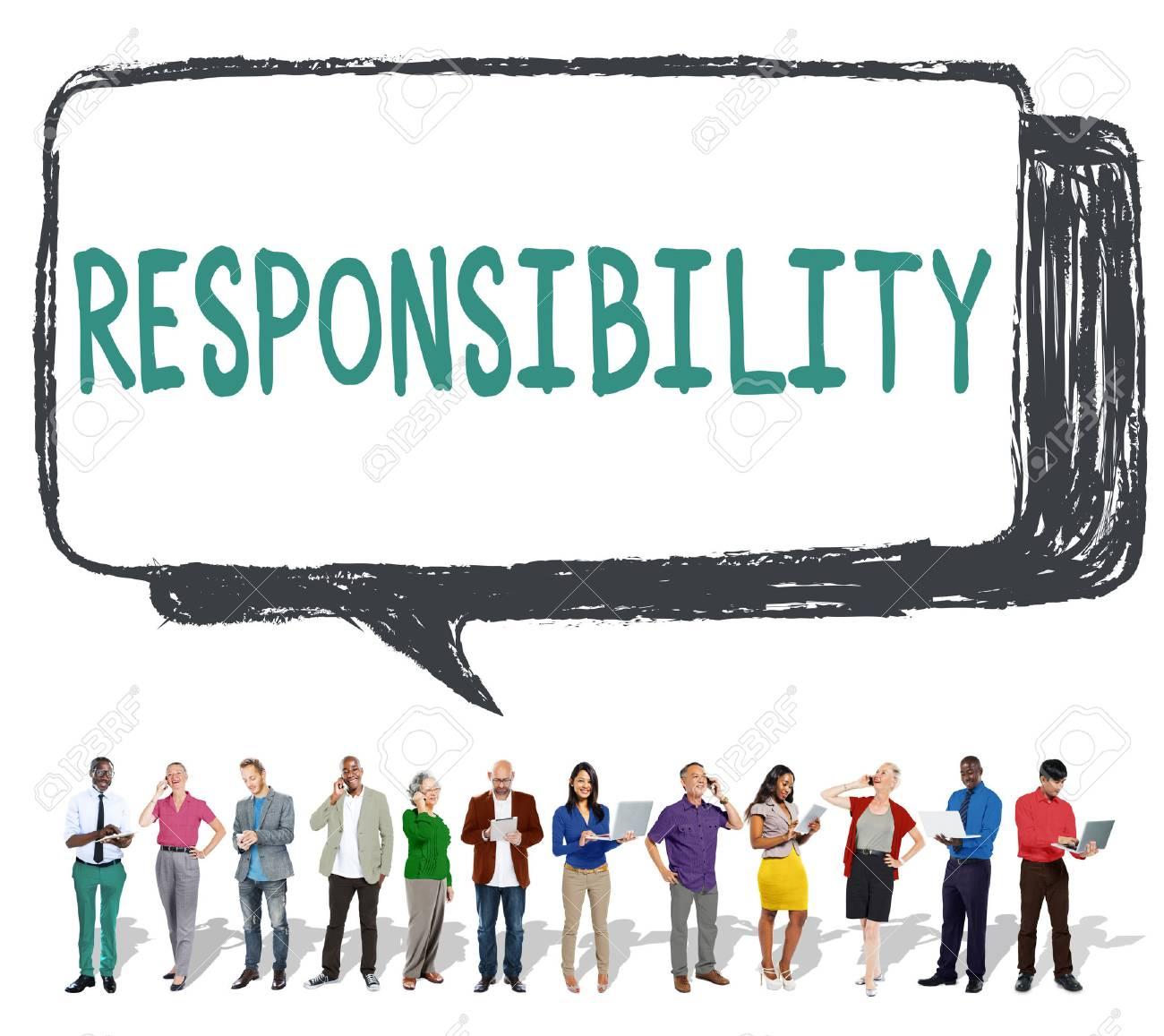 Resultado de imagen de obligación y responsabilidad