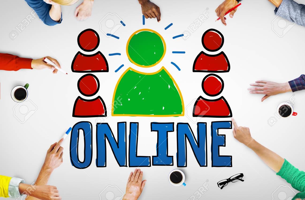 Resultado de imagen de conexion online