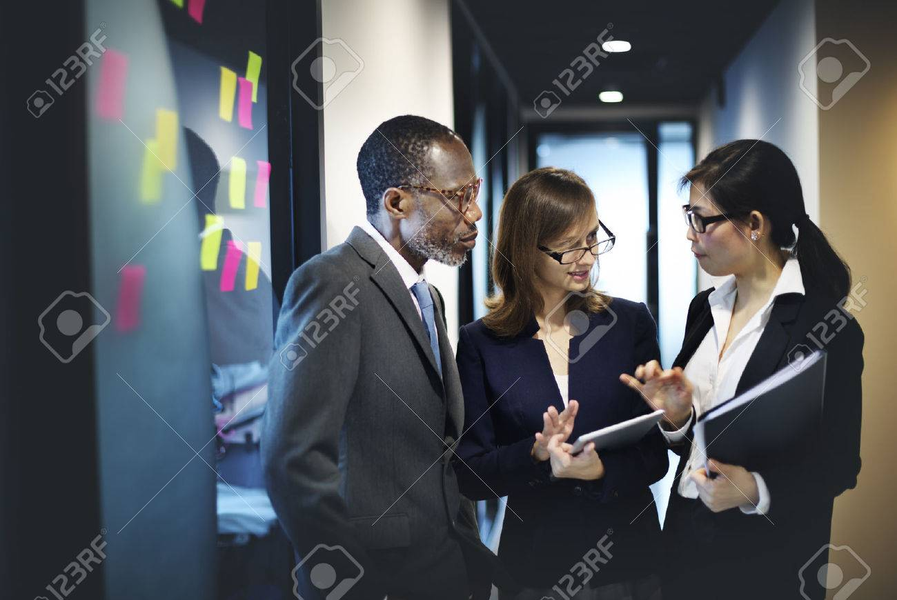 Business Team Corporate Organization Working Concept Stock Photo - 49844773