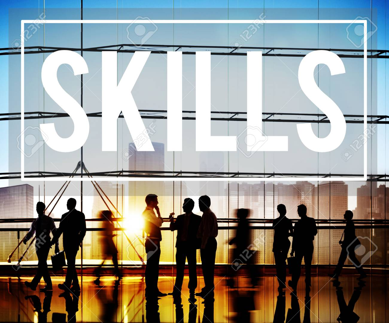 Skill Ability Qualification Performance Talent Concept - 51727466