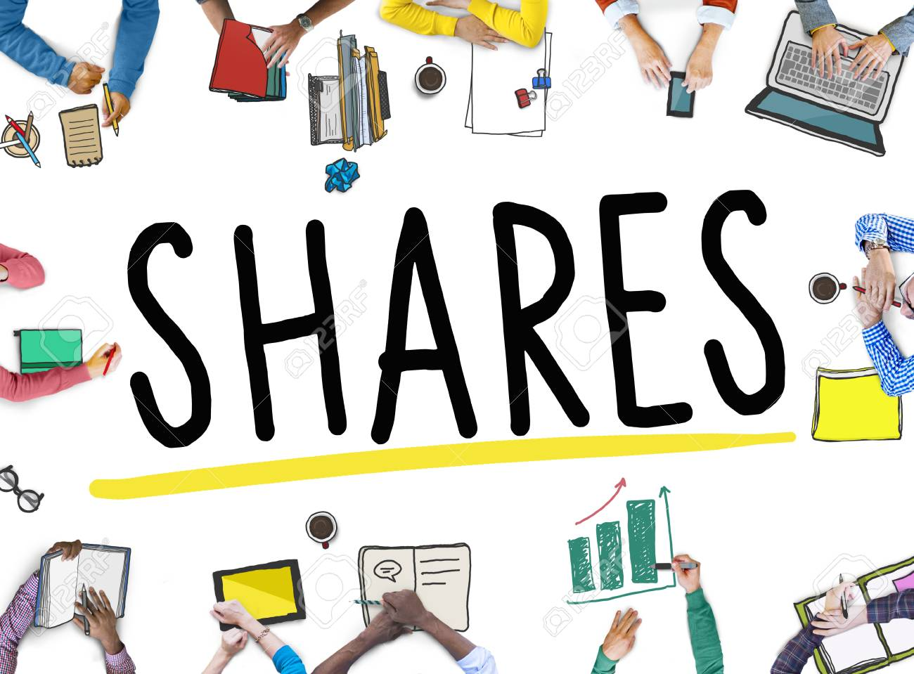 Help with stocks and shares.?