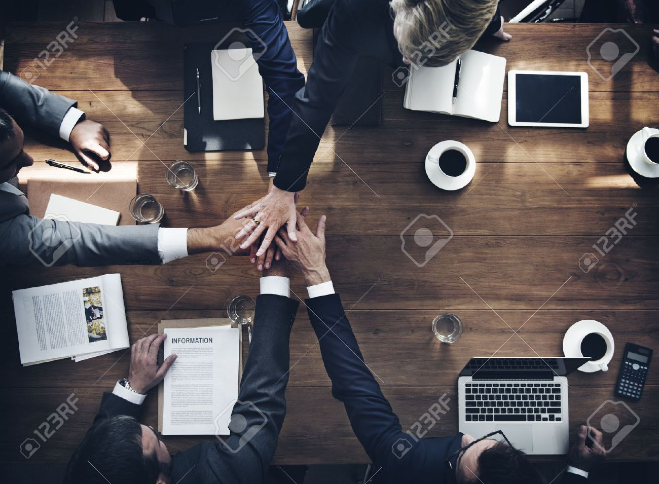 Business People Teamwork Collaboration Relation Concept - 53071869