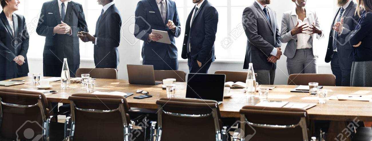 Business People Meeting Discussion Working Concept - 53101967