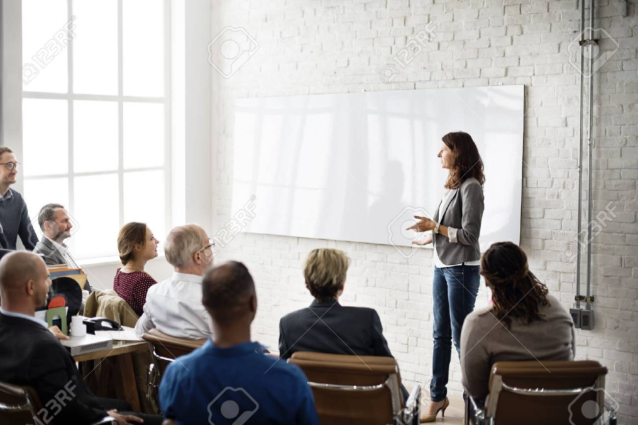 Conference Training Planning Learning Coaching Business Concept - 53103293