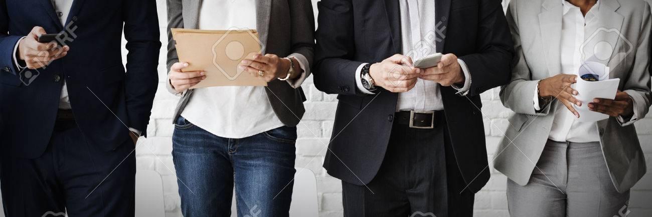 Human Resources Interview Recruitment Job Concept - 53108651