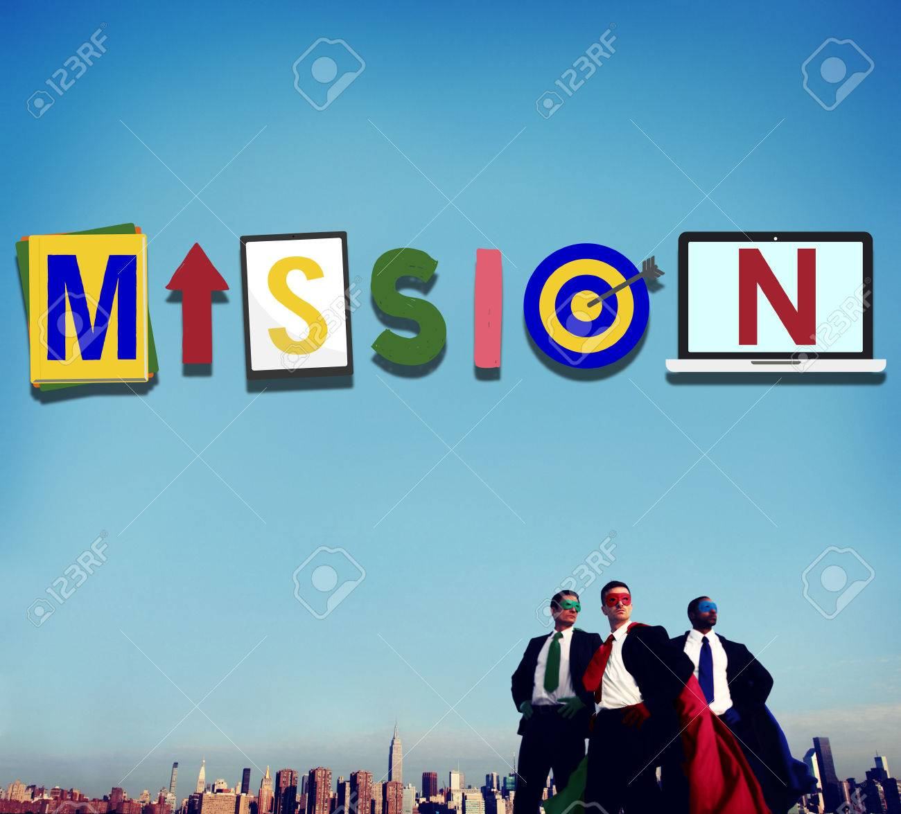 mission objective plan strategy target goals aspirations concept mission objective plan strategy target goals aspirations concept stock photo 54641120
