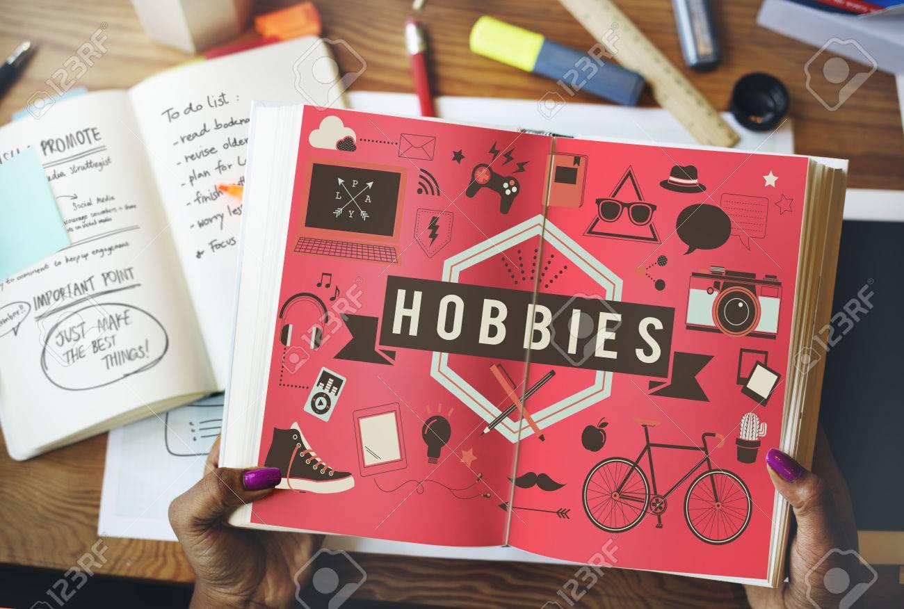 hobbies activity amusement time interest concept stock photo hobbies activity amusement time interest concept stock photo 54816327