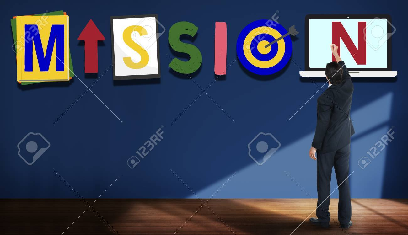 mission objective plan strategy target goals aspirations concept mission objective plan strategy target goals aspirations concept stock photo 54167118