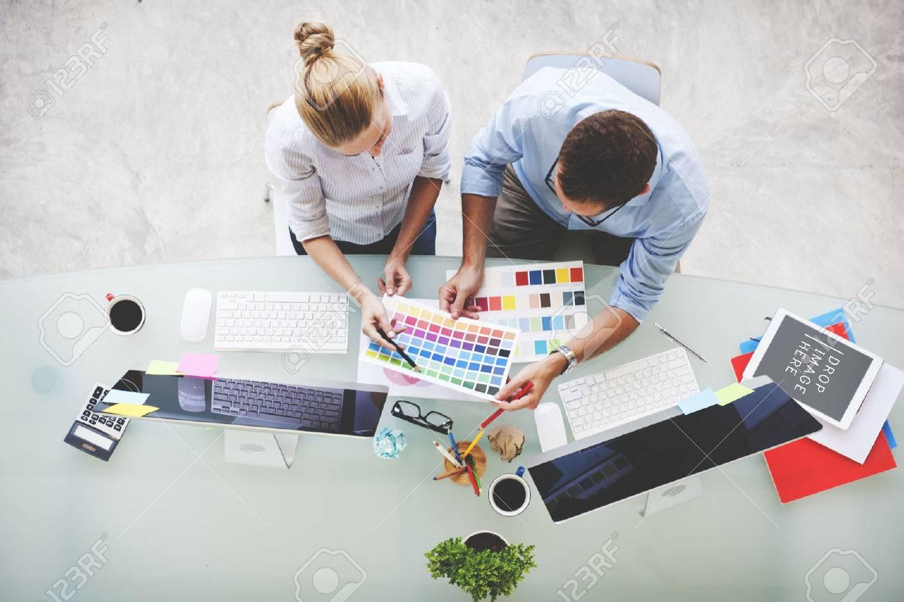 Brainstorming Planning Partnership Strategy Adminstratation Concept - 54701935
