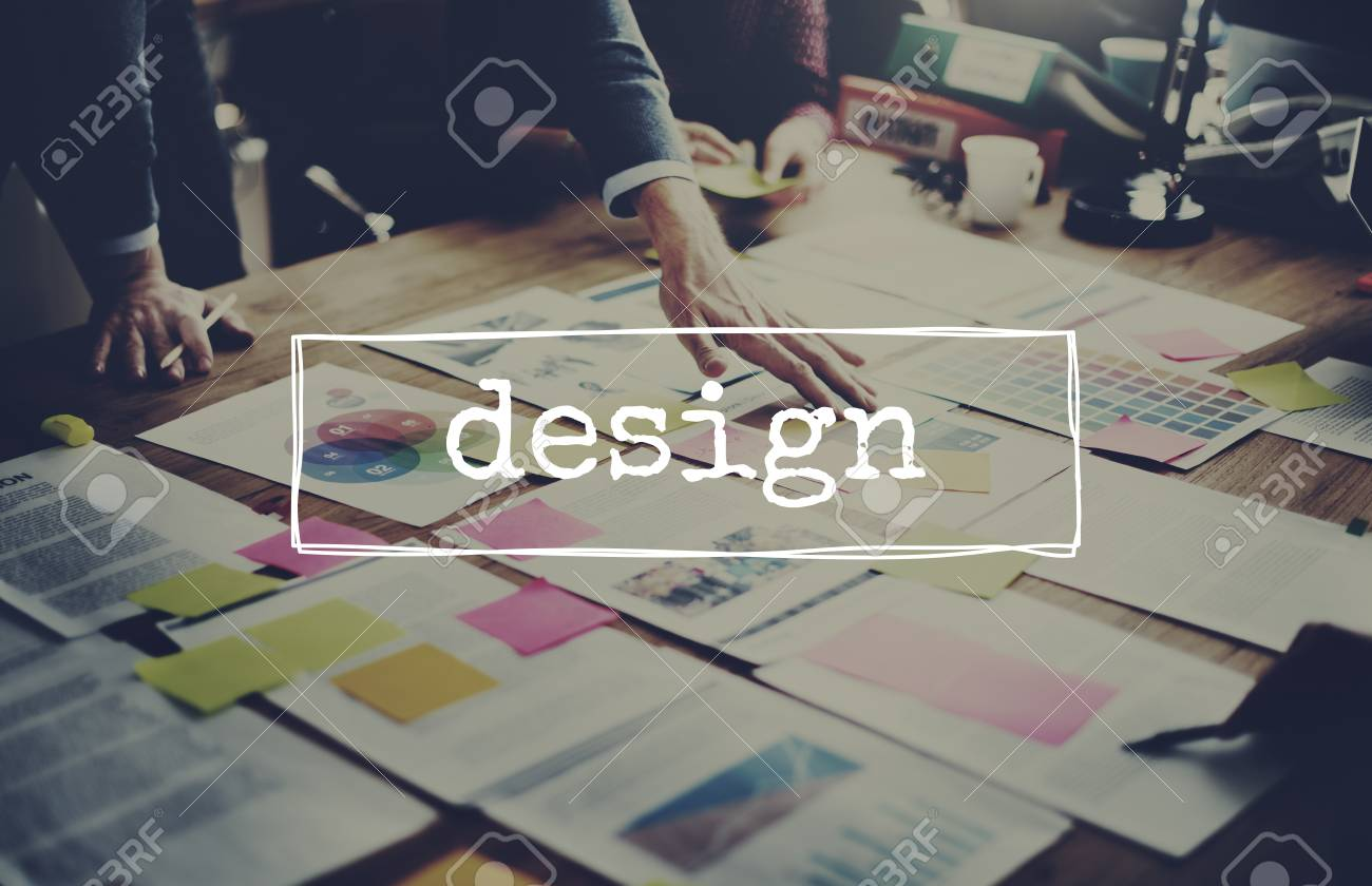 Design Creative Inspiration Ideas Concept - 54851836