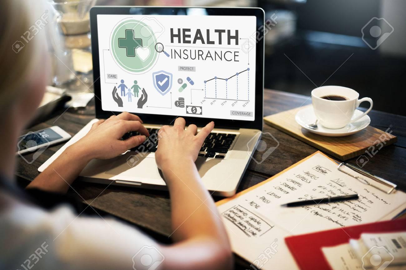 Health Insurance Assurnace Medical Risk Safety Concept - 55162849