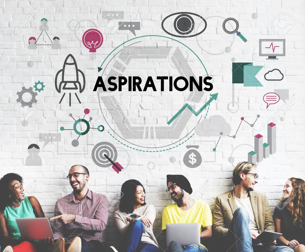 aspirations ambition desire goals target expectation concept stock aspirations ambition desire goals target expectation concept stock photo 55780784