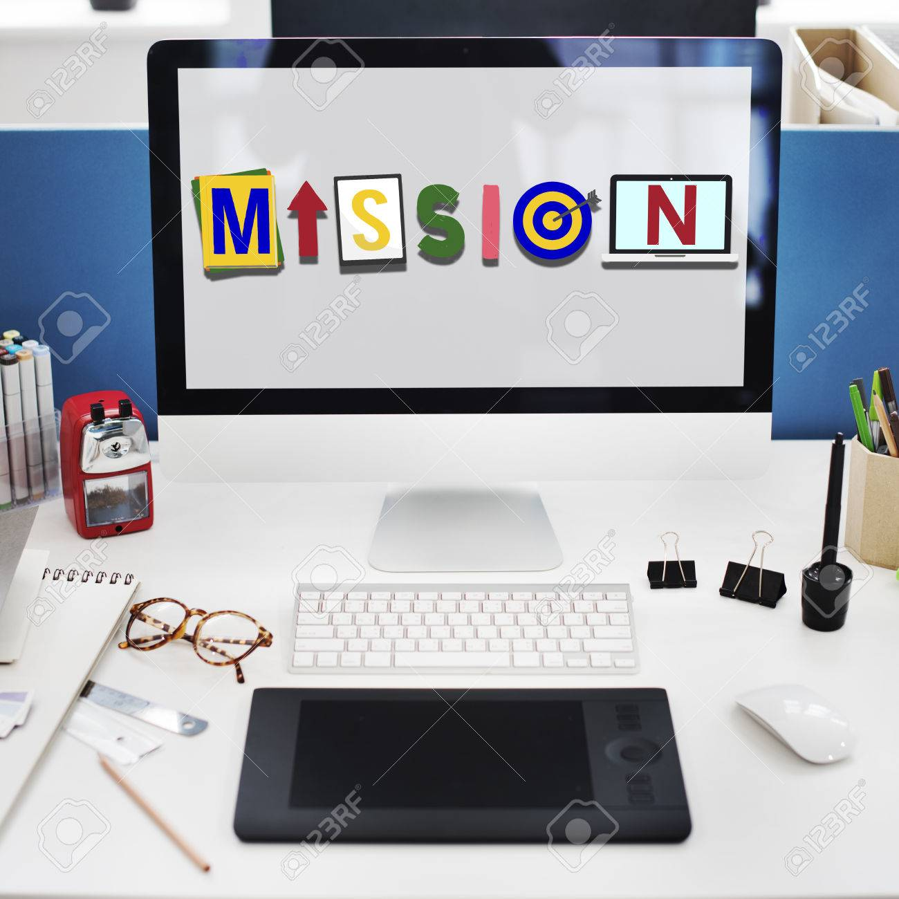 mission objective plan strategy target goals aspirations concept mission objective plan strategy target goals aspirations concept stock photo 56183497