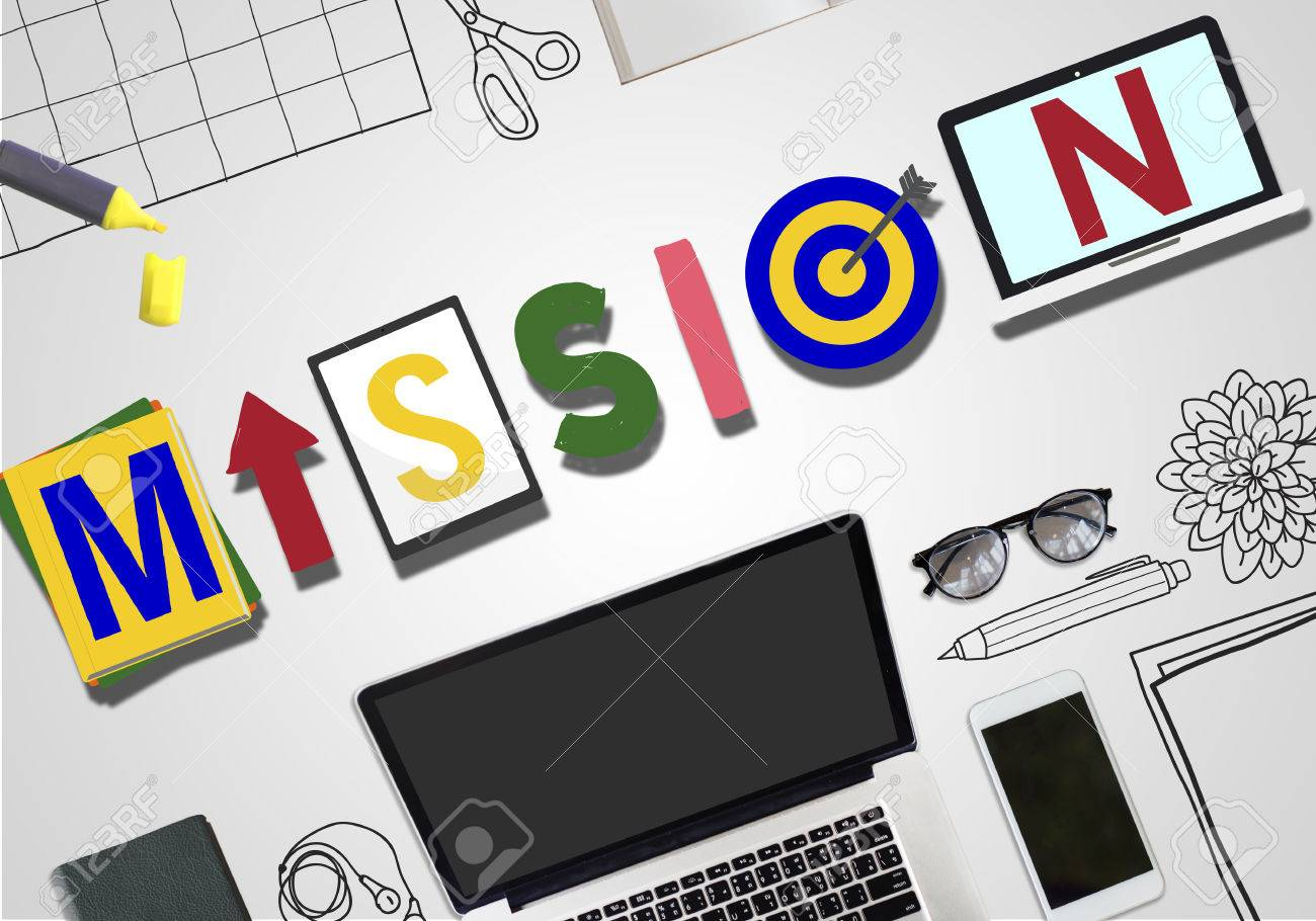 mission objective plan strategy target goals aspirations concept mission objective plan strategy target goals aspirations concept stock photo 57042984