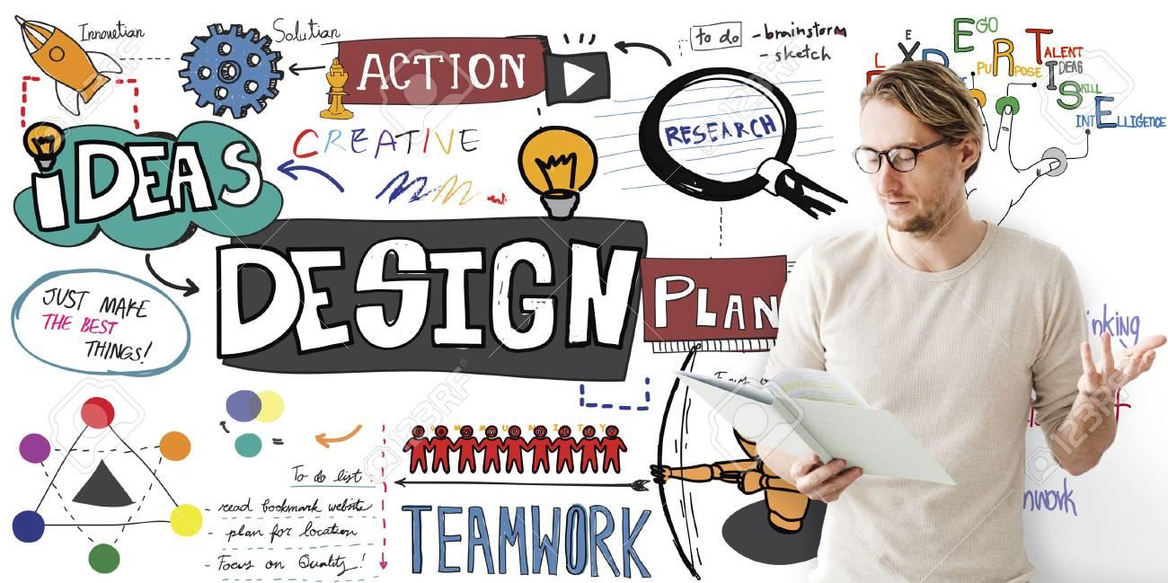 Design Creative Inspiration Ideas Concept - 56324533