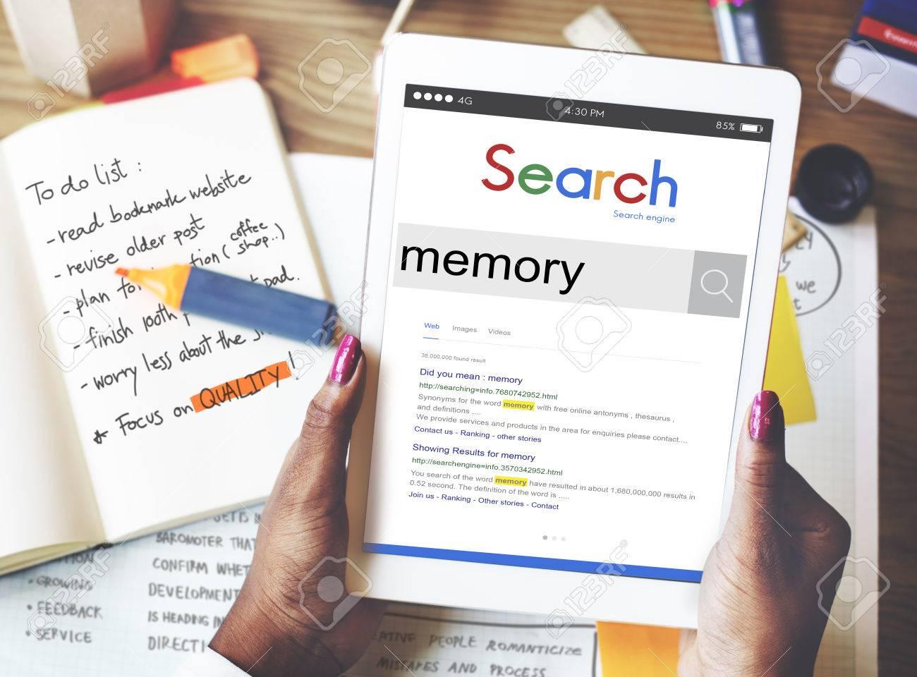 memory thesaurus