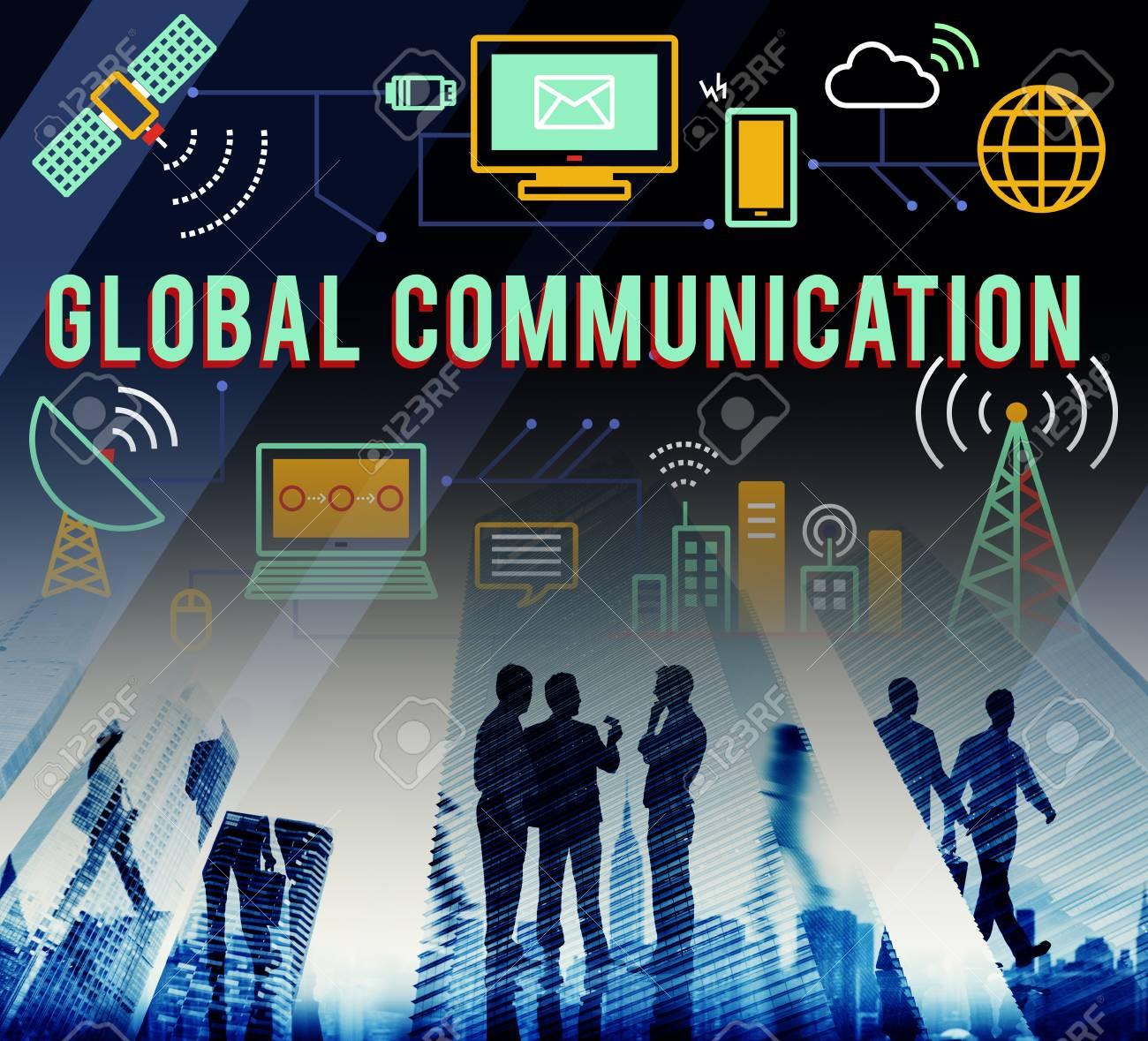 Global communication information transfer technology concept stock global communication information transfer technology concept stock photo 56777620 freerunsca Gallery