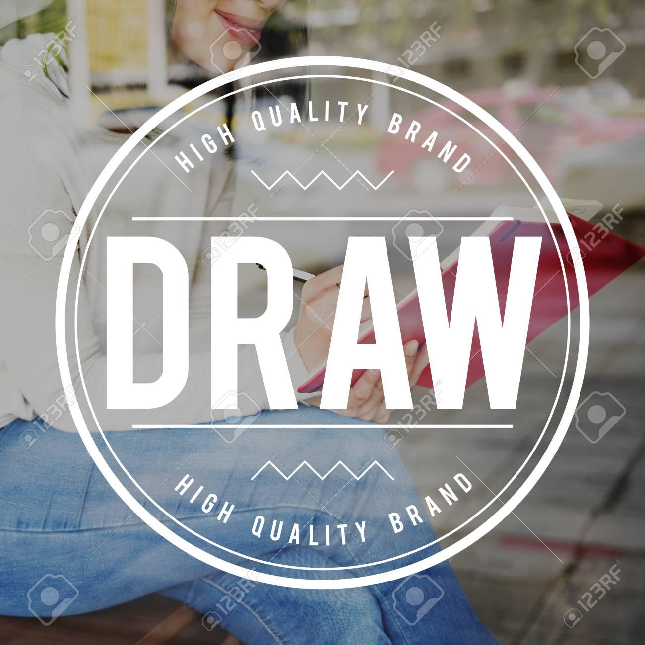 Banque d\u0027images , Dessiner des idées de dessin Image Line Concept de  croquis de peinture