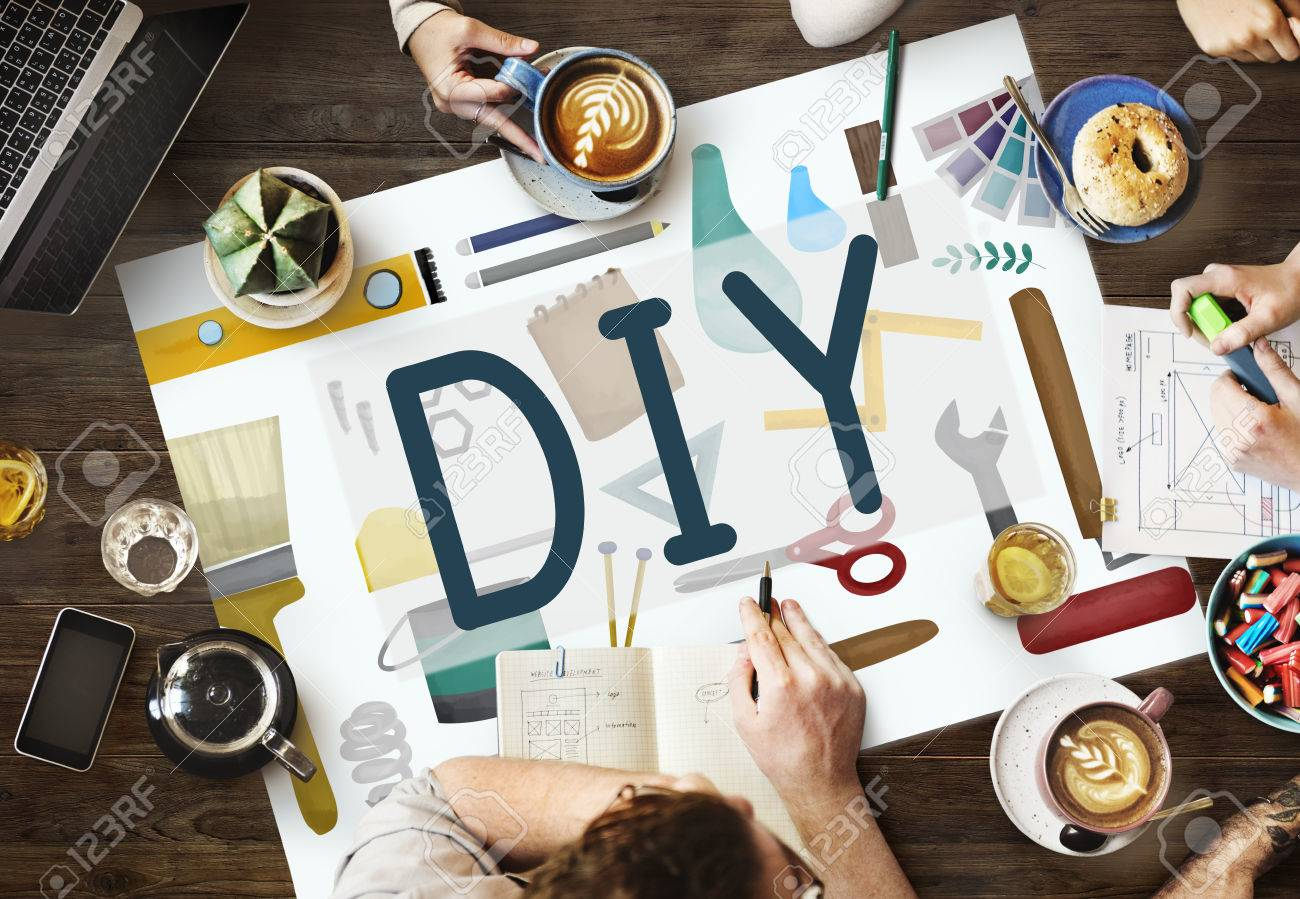 Do it yourself project graphics concept stock photo picture and do it yourself project graphics concept stock photo 59129889 solutioingenieria Images