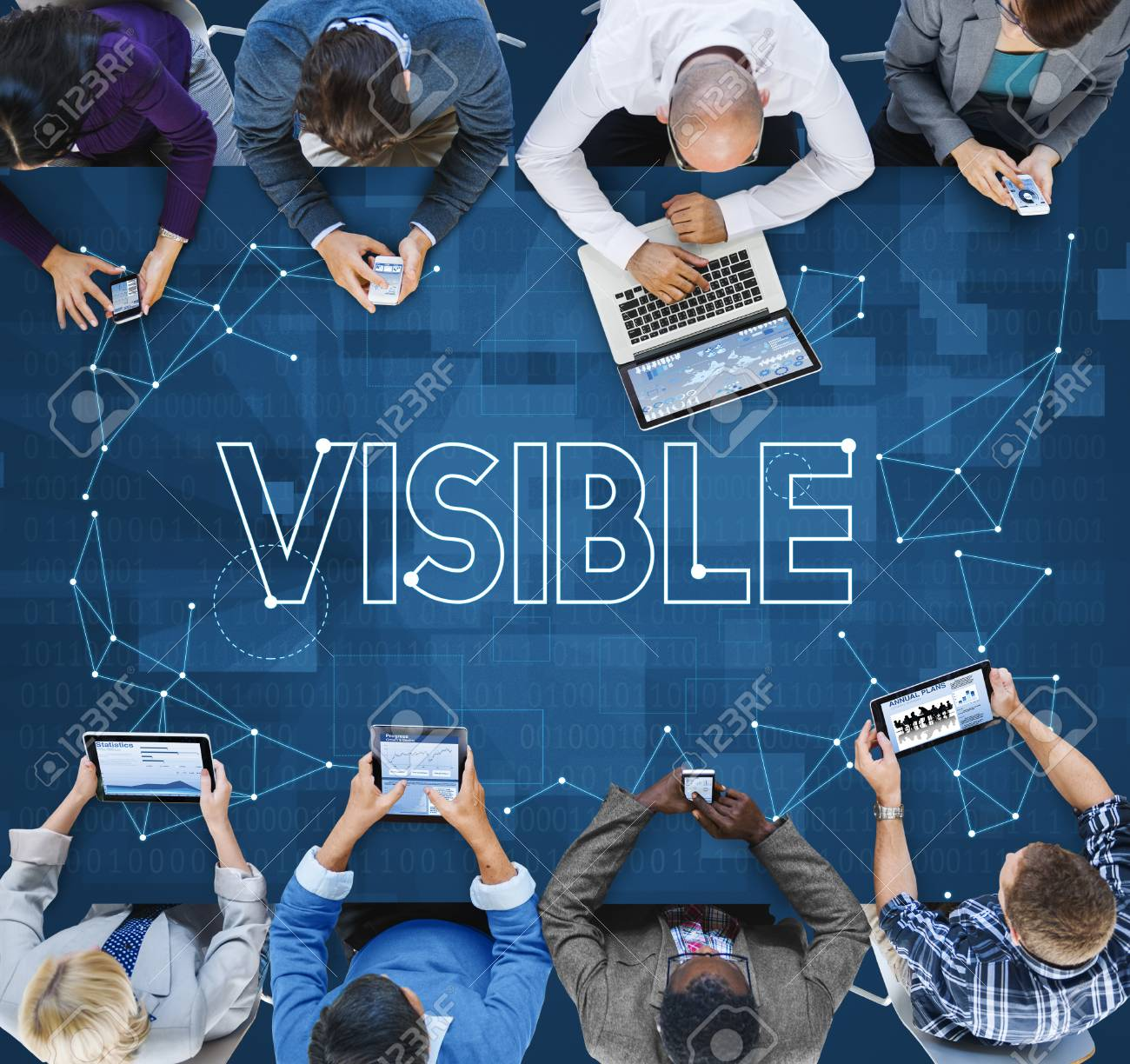 Vision Visibility Observable Noticeably Graphic Concept - 59285520