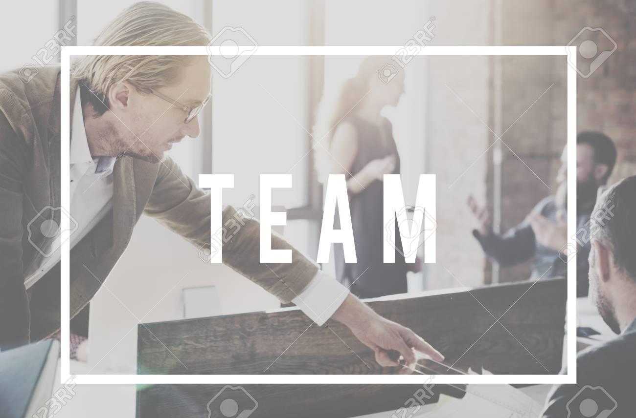 Teamup Motivación Motivar El Trabajo En Equipo Concepto Motivacional