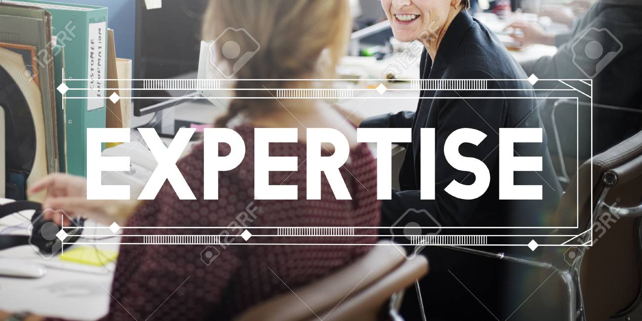 Expertise Ability Excellence Insight Perfection Concept - 60155619
