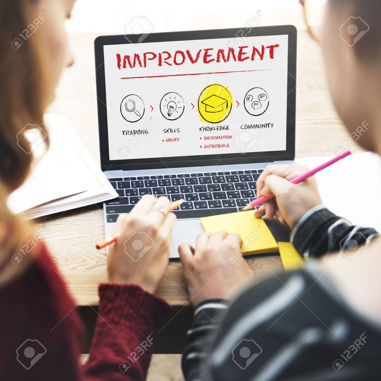 personal development improvement progress aspirations concept personal development improvement progress aspirations concept stock photo 60685967