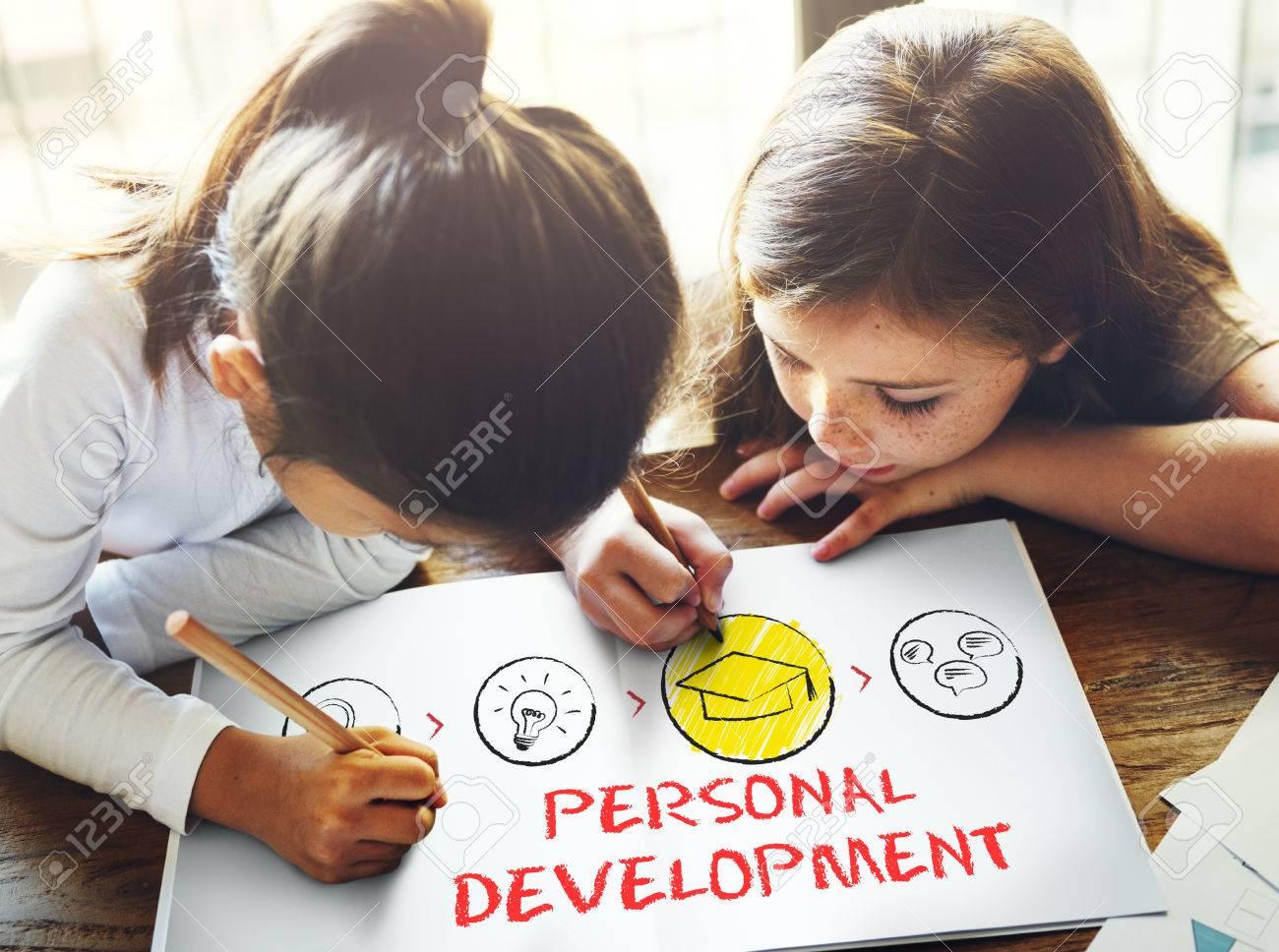 personal development improvement progress aspirations concept personal development improvement progress aspirations concept stock photo 60908111