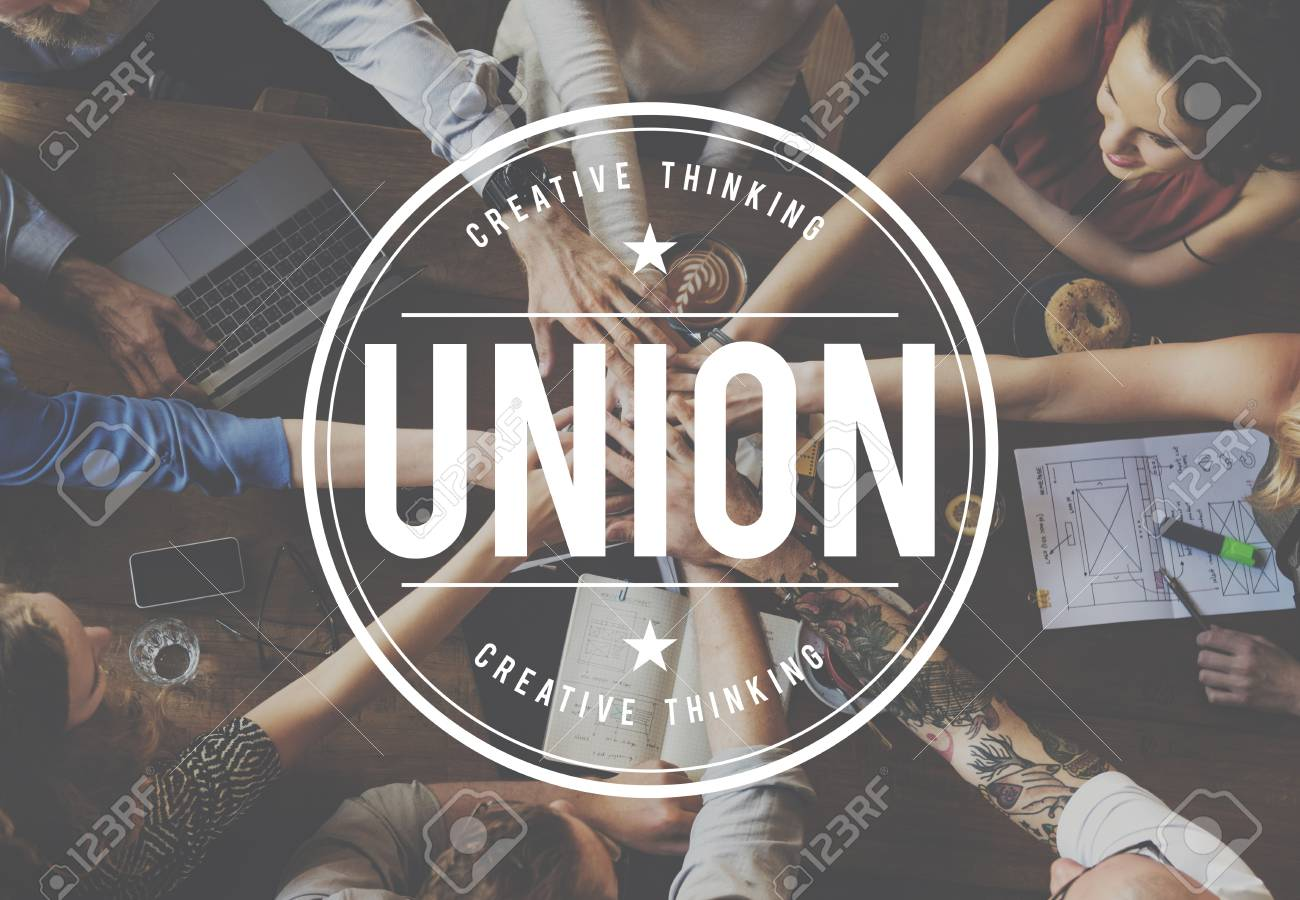 Unity Union Togetherness Teamwork Connection Concept