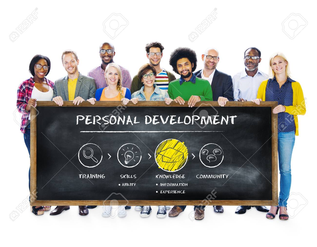 personal development improvement progress aspirations concept personal development improvement progress aspirations concept stock photo 62007567