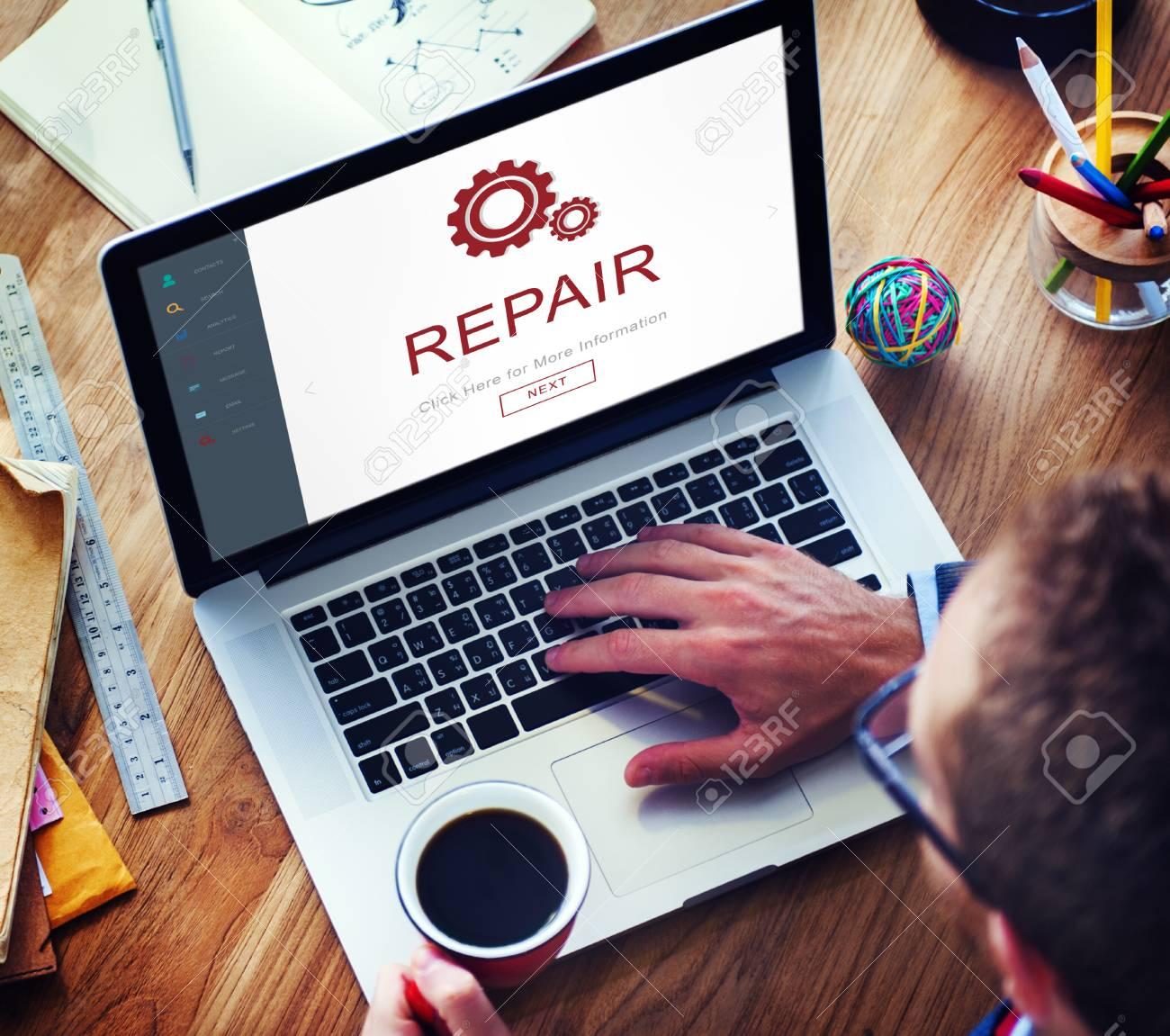 Configuración De La Actualización De Reparación Programa Marco ...