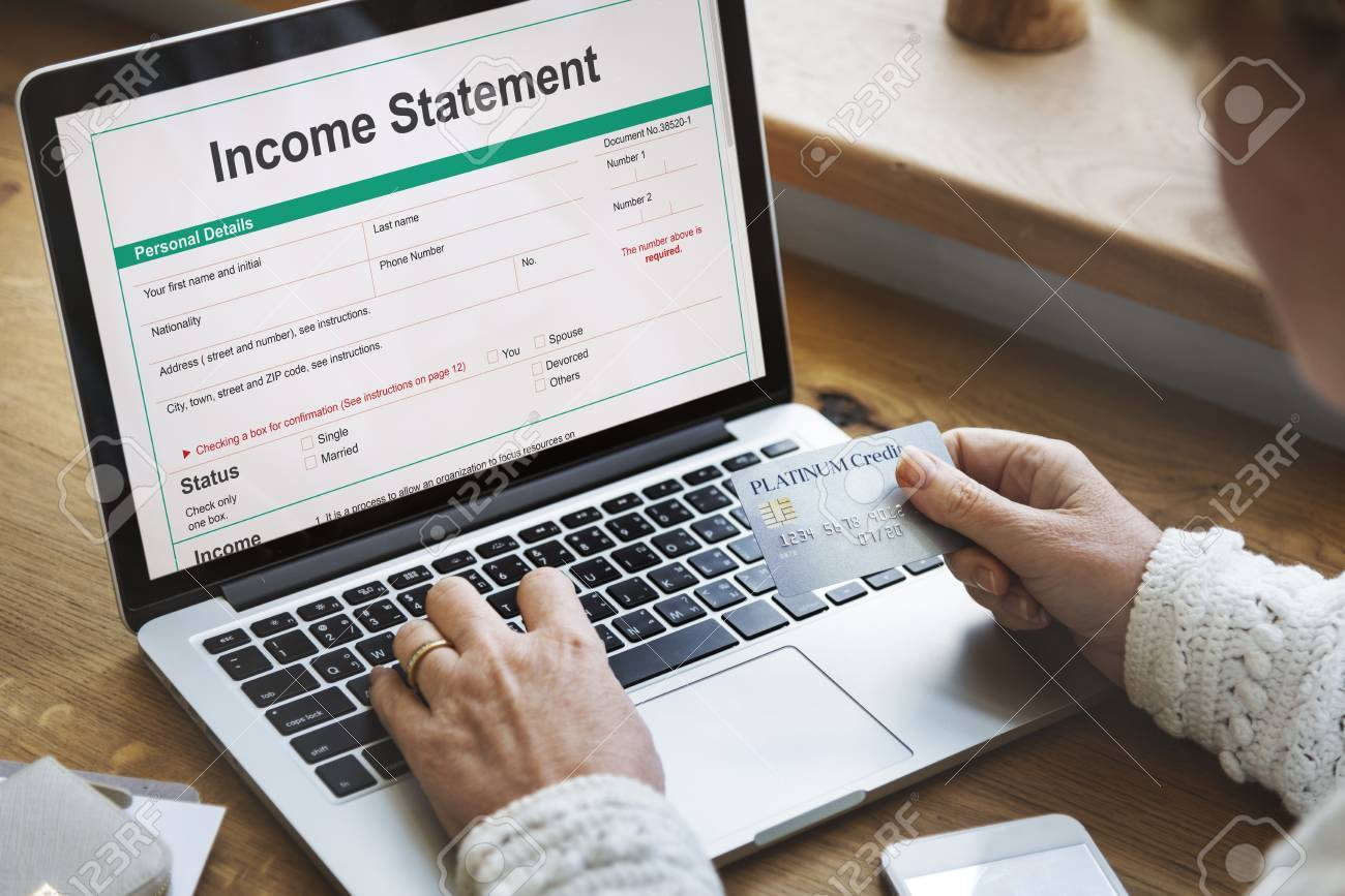 income statement employment assessment balance concept stock photo income statement employment assessment balance concept stock photo 65172110