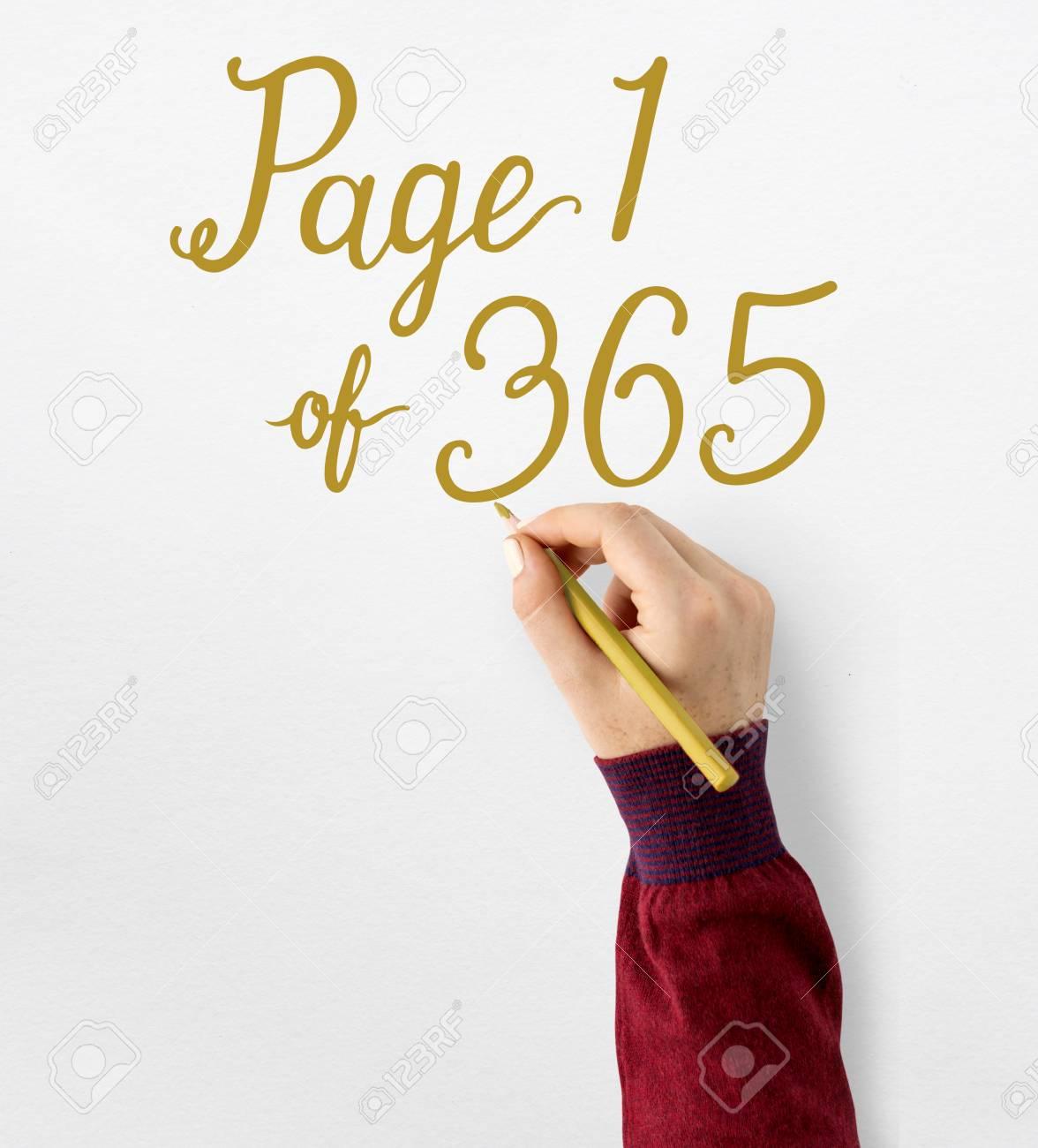 Feliz Año Nuevo Frase De Palabras De La Celebración