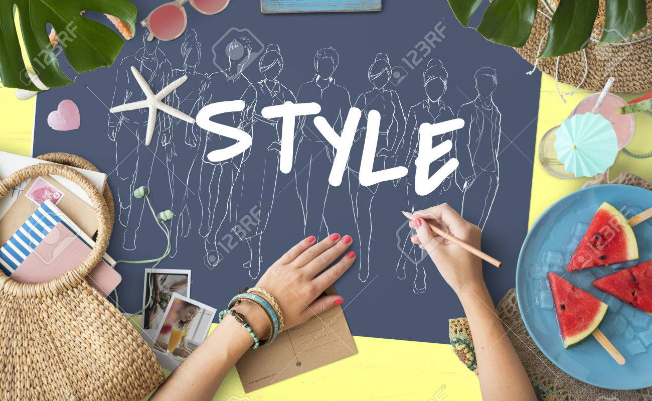 Style Fashion Design Trends Creativity Stock Photo Picture And Royalty Free Image Image 73642243