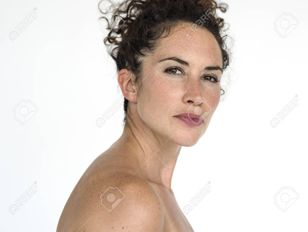 Retrato Estudio Mujer Modelo Femenino Fotos Retratos Imágenes Y