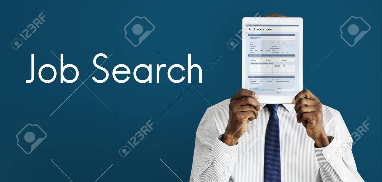 job search blank application form stock photo picture and royalty