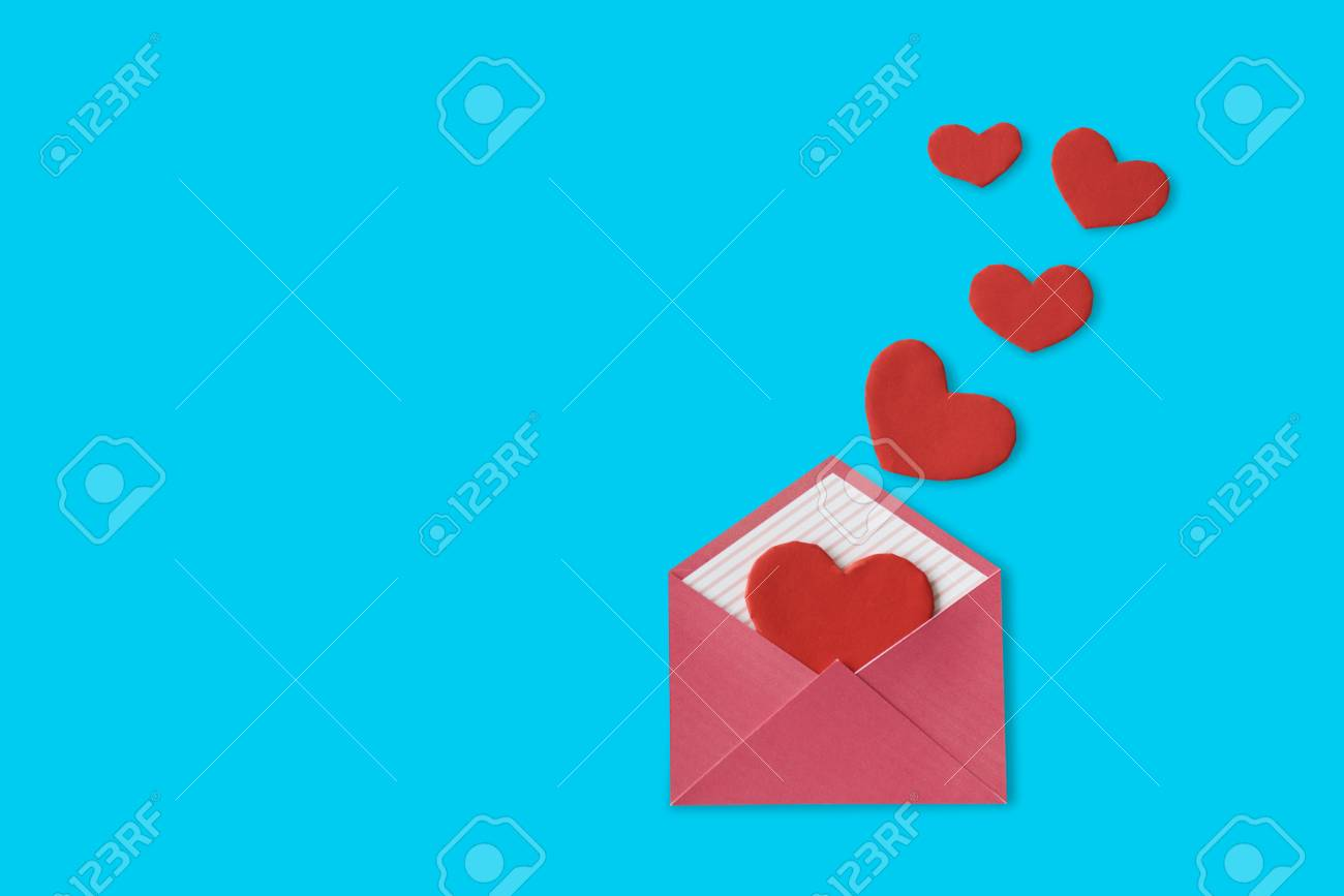 Love Letter For New Relationship from previews.123rf.com